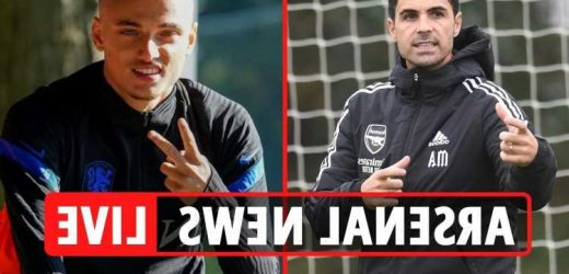 Arsenal news LIVE: Arteta wins manager of the month, QPR friendly victory, Watkins and Calvert-Lewin EXCLUSIVE – updates