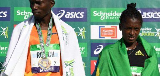 Athletics: Kenya's Rotich, Ethiopian Memuye win Paris Marathon