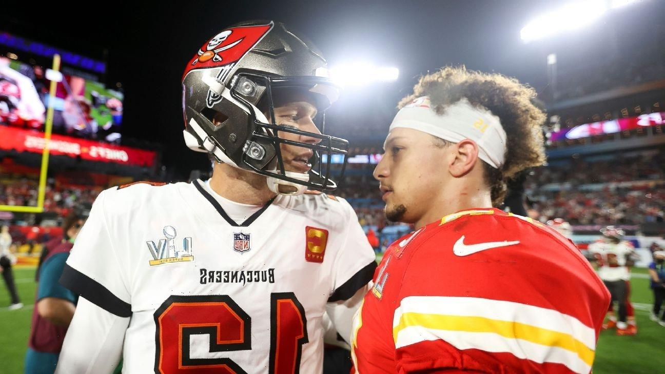 Bucs now SB betting favorite after latest KC loss