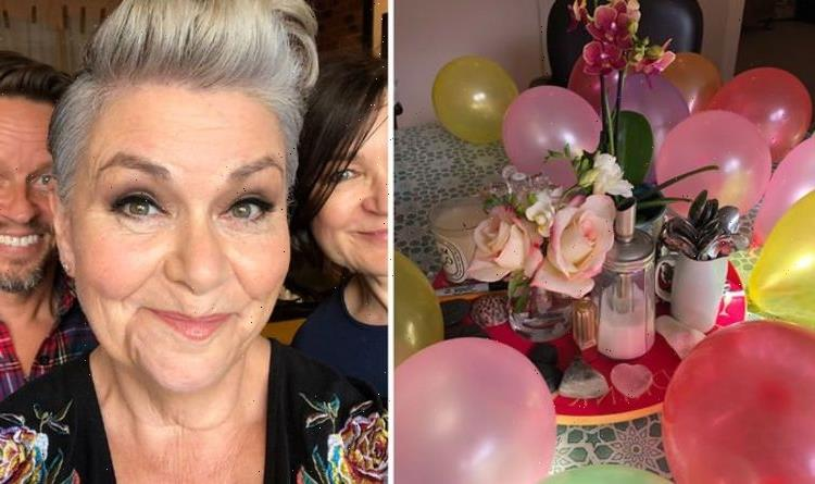 'Couldn't be happier' Dawn French opens up on 64th birthday after new look sparks frenzy