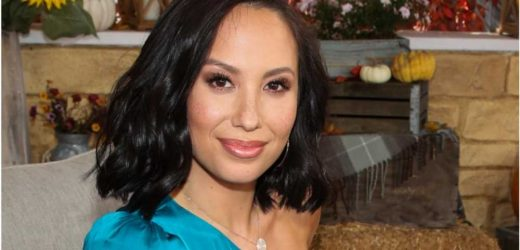 'Dancing with the Stars': Cheryl Burke Struggling With Long-Haul COVID-19 Symptoms