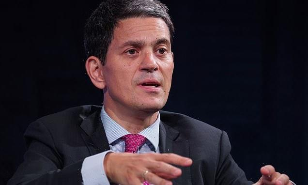 David Miliband claims pay rise from aid charity funded by taxpayer