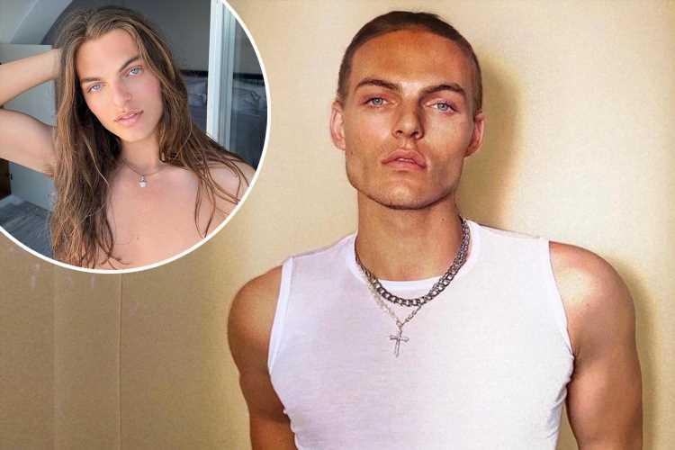 Elizabeth Hurley's lookalike son Damian shocks fans as he 'shaves off' long hair
