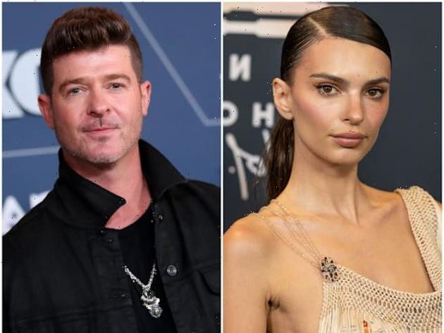 """Emily Ratajkowski Alleges Sexual Assault By Robin Thicke on Set of """"Blurred Lines"""" Video"""