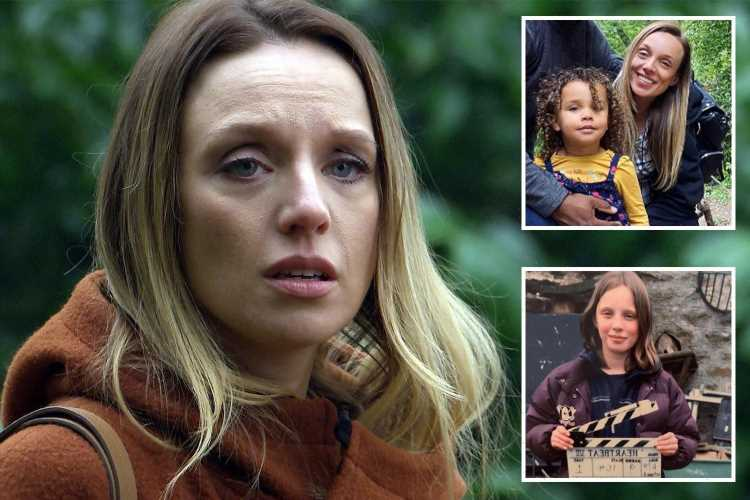 Emmerdale star Anna Nightingale's life off screen – from traumatic school bullying to life as a first-time mum