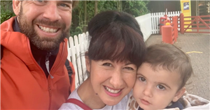 Emmerdale star Hayley Tamaddon gushes over 'precious' son Jasper as he turns two
