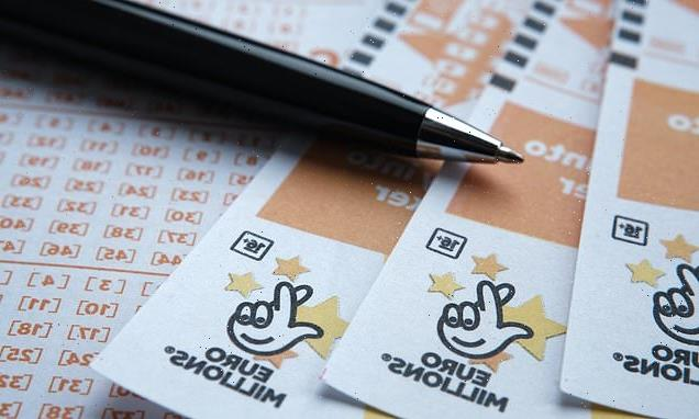 EuroMillions jackpot prize now at a staggering £184 million