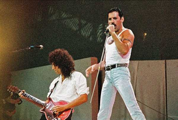 Freddie Mercury: This Queen Video Is Based on a Famous Movie But The Press Felt It Had Nazi Imagery