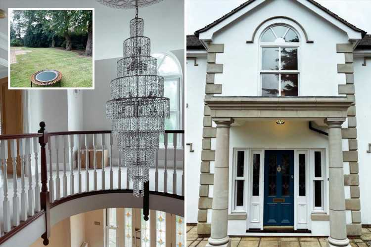 Geordie Shore star shows off HUGE new £1.5m mansion after splashing out – but can you guess who owns it?