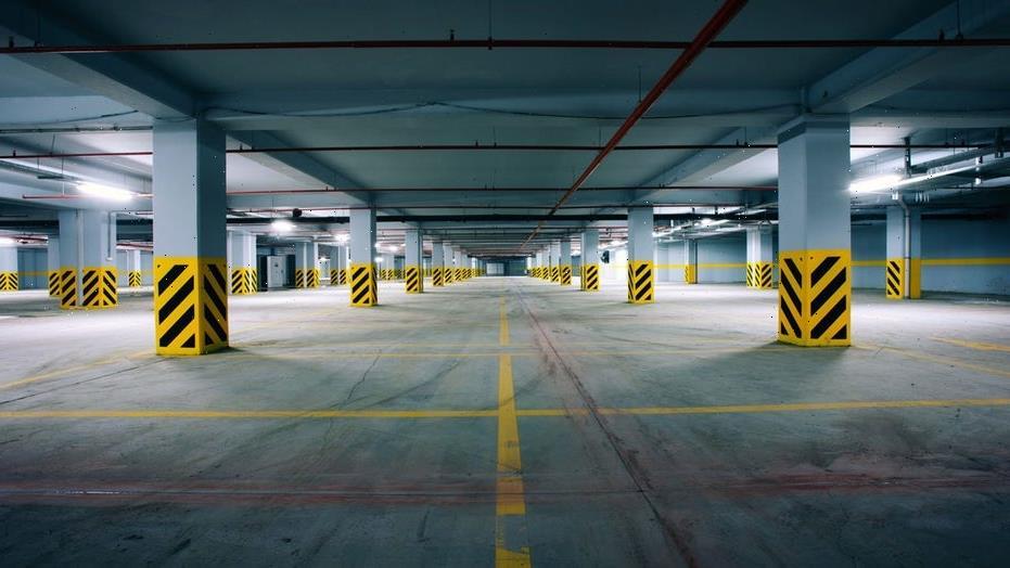 German parking garage unveils diversity parking spots for LGBTQ and migrants