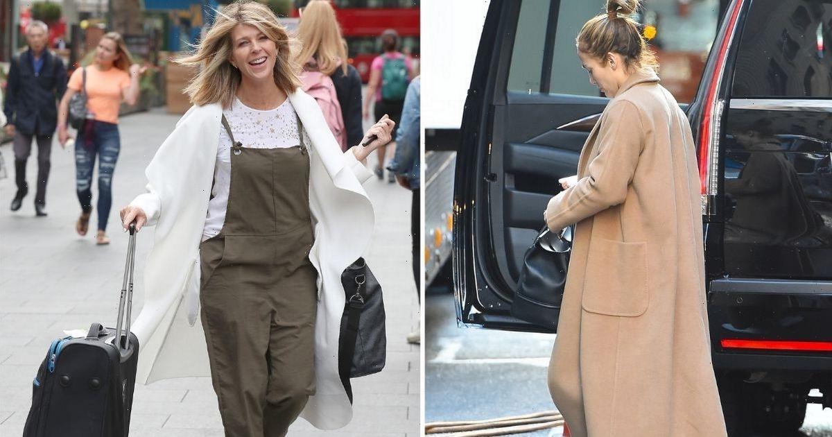 Get Jennifer Lopez and Kate Garraway's designer dupe trainers for just £12