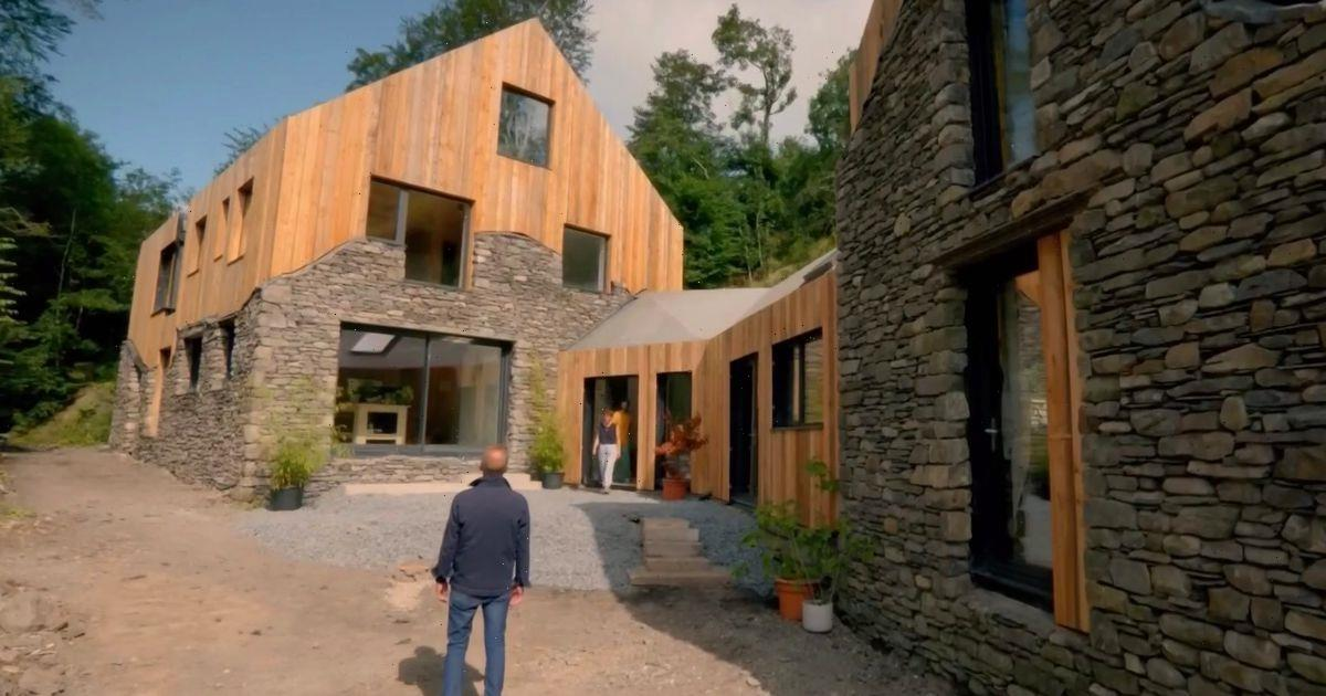 Grand Designs fans horrified as couple spend £300k on new home with no kitchen