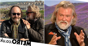 Hairy Bikers' Si King shares update on Dave Myers' Covid battle