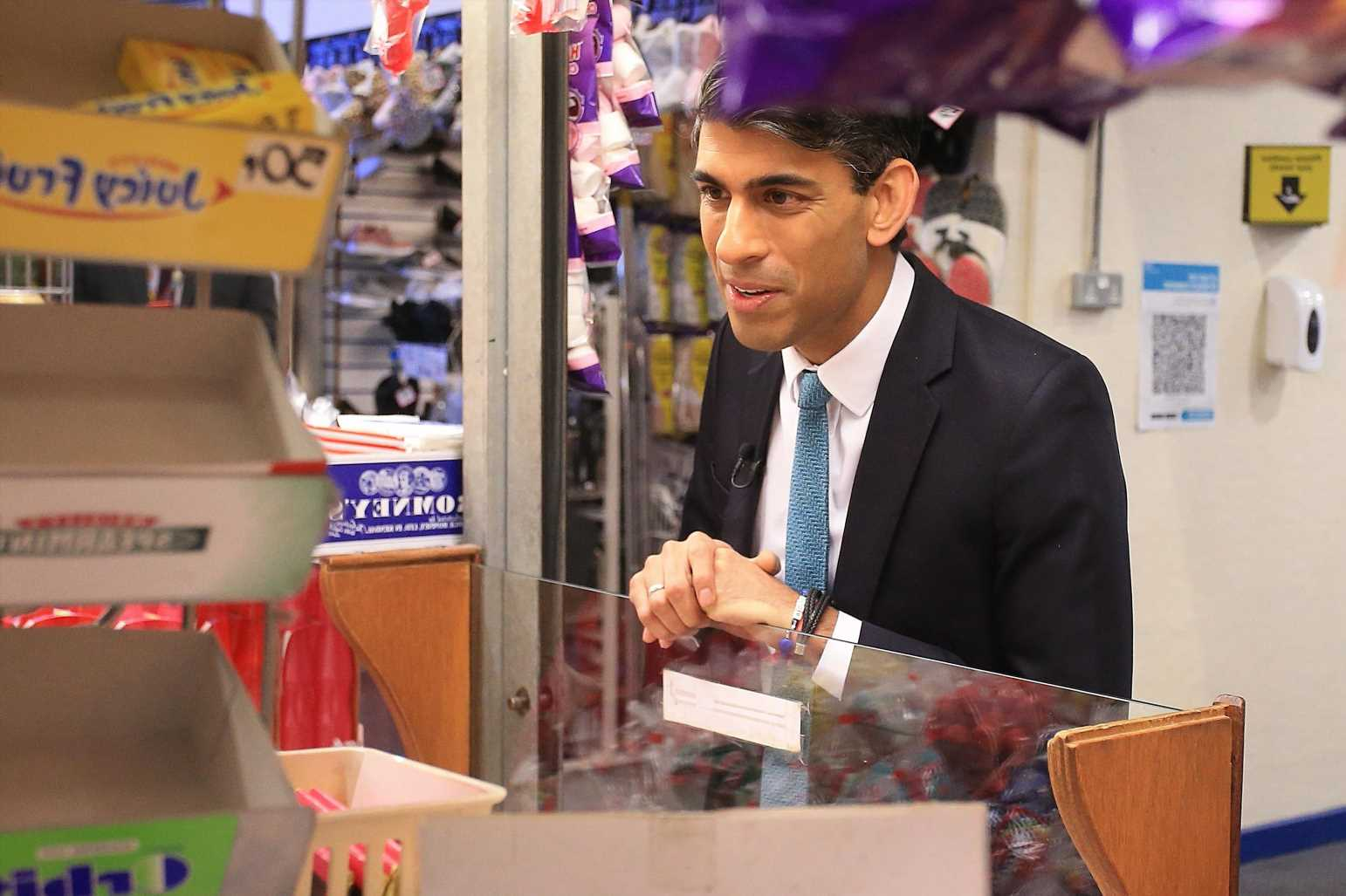 Hard-working families face £3,000 more tax to pay for Rishi Sunak's spending spree Budget