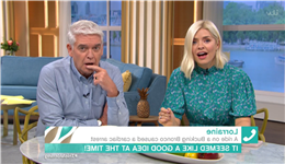 Holly Willoughby and Philip Schofield horrified as This Morning caller reveals Bucking Bronco 'death'