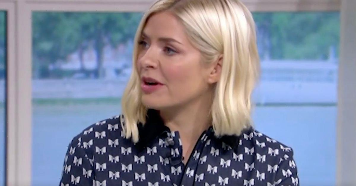 Holly Willoughby says Brits aren't prudes' and love sex scenes in erotica debate