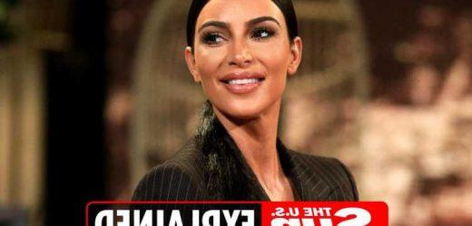 How many husbands and ex-boyfriends did Kim Kardashian have?
