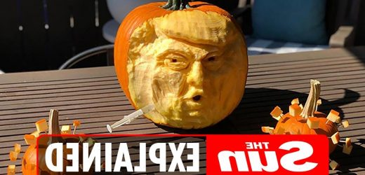 How to carve your pumpkin to look like Donald Trump
