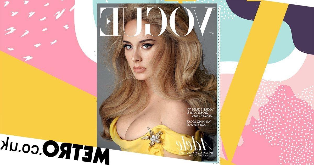 How to recreate Adele's Vogue UK cover makeup look