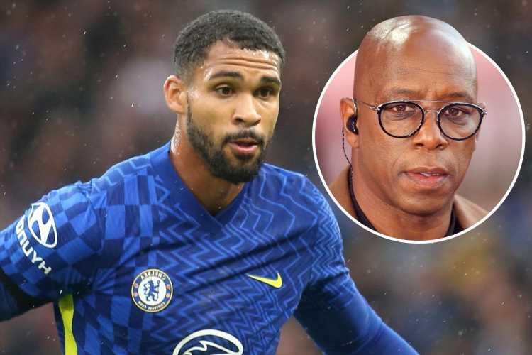 Ian Wright hails 'scary' Ruben Loftus-Cheek after Southampton display and says he's got 'fire back in his belly'