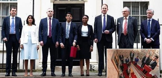 Is Boris Johnson unleashing Big Beasts to make Rishi Sunak feel small?