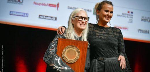 Jane Campion, Julia Ducournau, Cannes Two Women Palme d'Or Winners, Celebrate Campion's Lumière Award