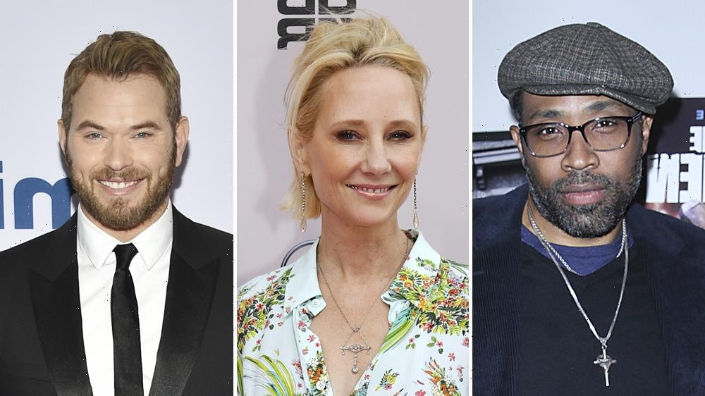 Kellan Lutz, Anne Heche, Cress Williams to Star in Murder Mystery 'What Remains' (EXCLUSIVE)