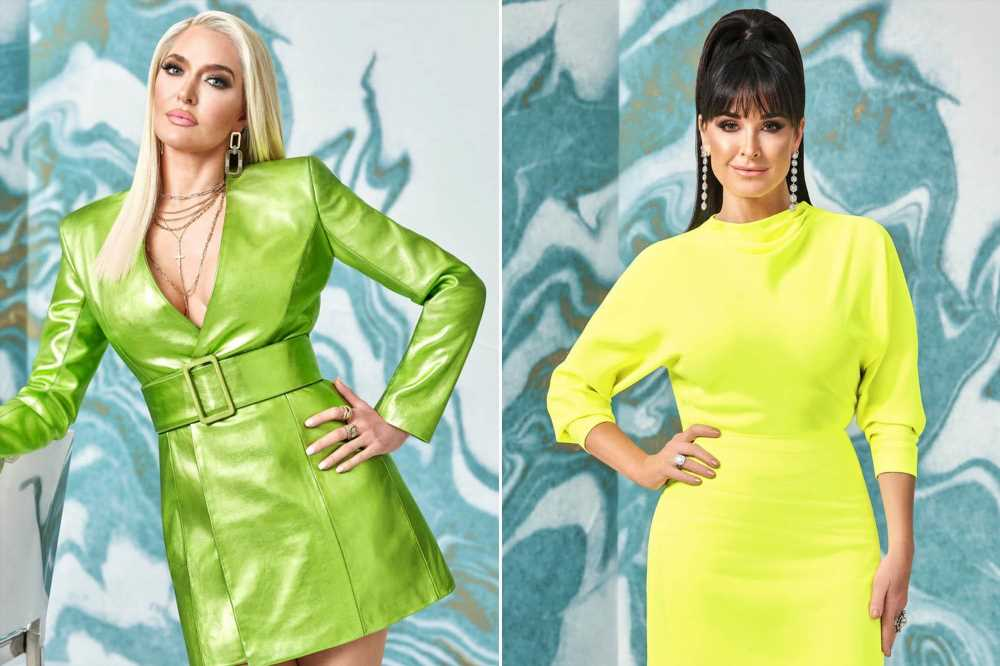 Kyle Richards reveals where she and Erika Jayne stand after 'RHOBH' reunion