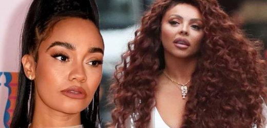 Little Mix's Leigh-Anne Pinnock hints at Jesy Nelson drama in tearful 30th birthday speech