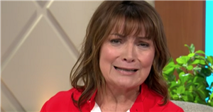 Lorraine admits she's 'worried' for pal Sally Dynevor on Dancing On Ice