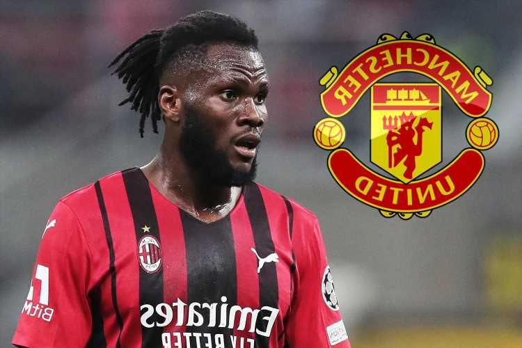 Man Utd 'push on in Franck Kessie transfer chase' with Milan ace available to negotiate free switch in just THREE months