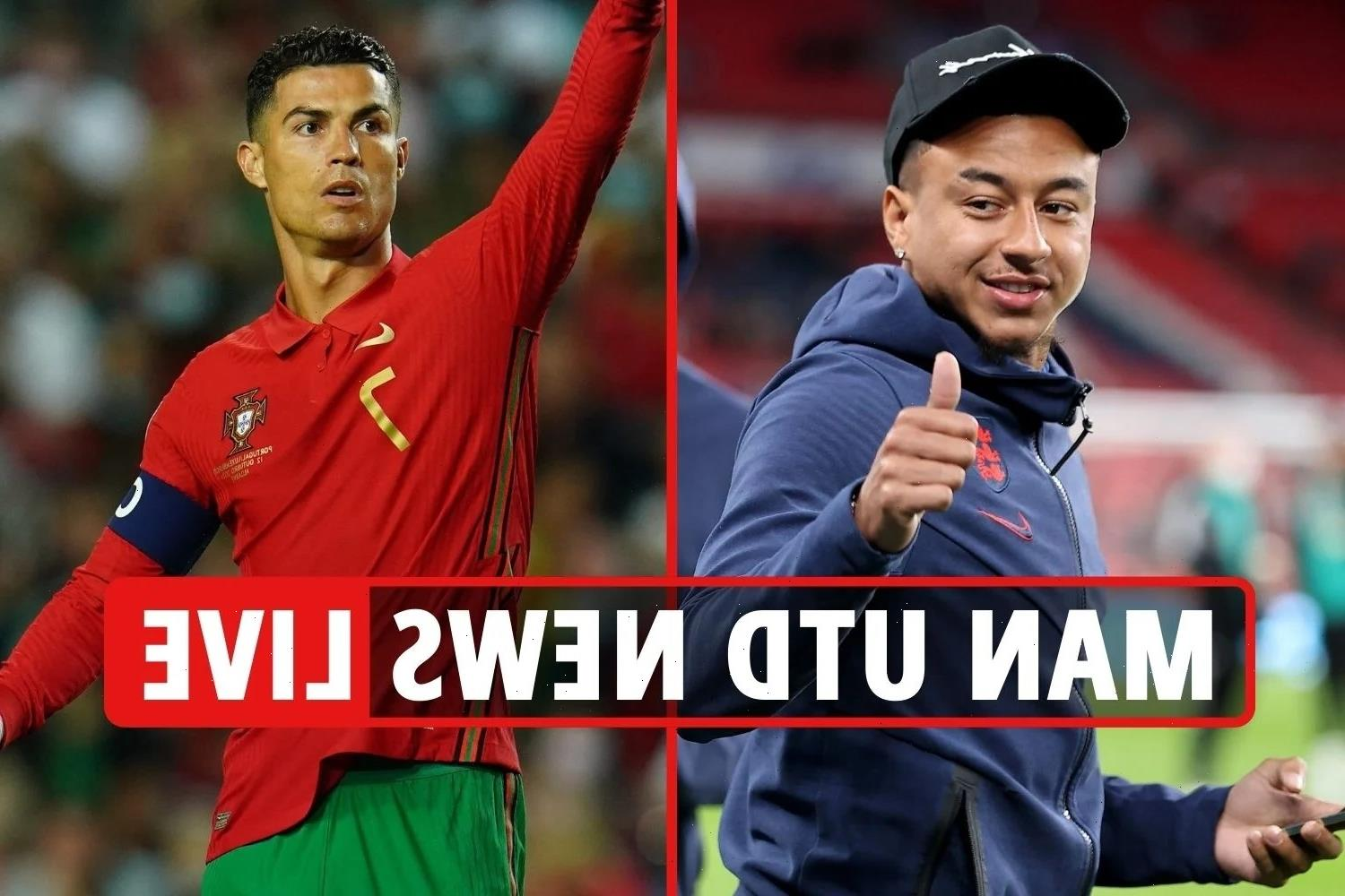 Man Utd news LIVE: Lingard to Barcelona or Milan, Cristiano Ronaldo signing may convince Pogba to stay – transfer latest