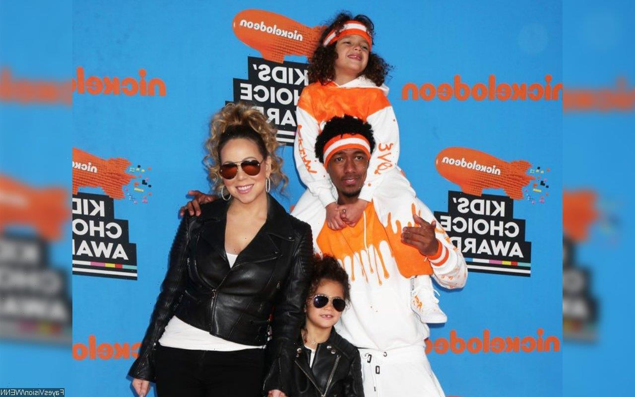 Nick Cannon Jokingly Apologizes to Ex Mariah Carey for Giving Their Twins Cellphones