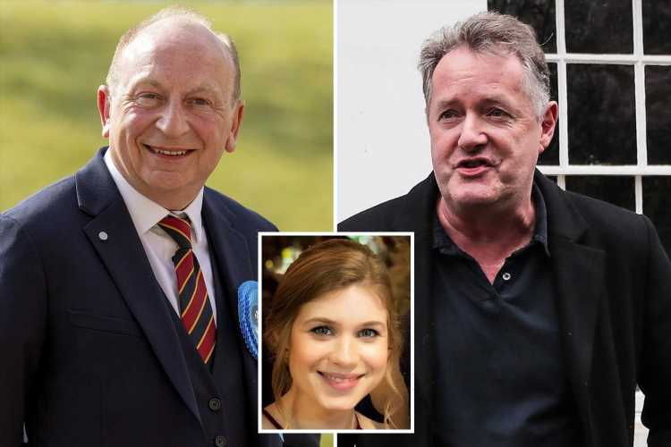 Piers Morgan blasts police boss who said 'women need to be streetwise' after innocent Sarah Everard's horrific murder