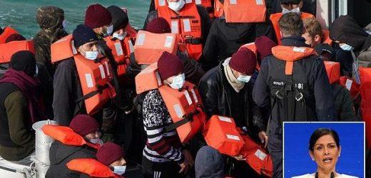 Priti Patel to grant immunity if migrants drown due to 'turnback' plan