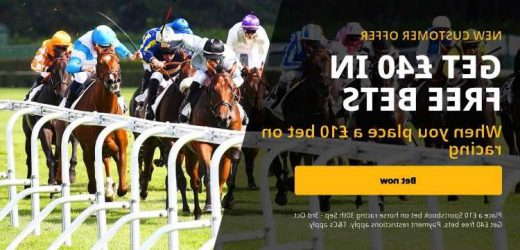 Prix de l'Arc de Triomphe betting offer: Get £40 in FREE BETS for the big race in France with Betfair