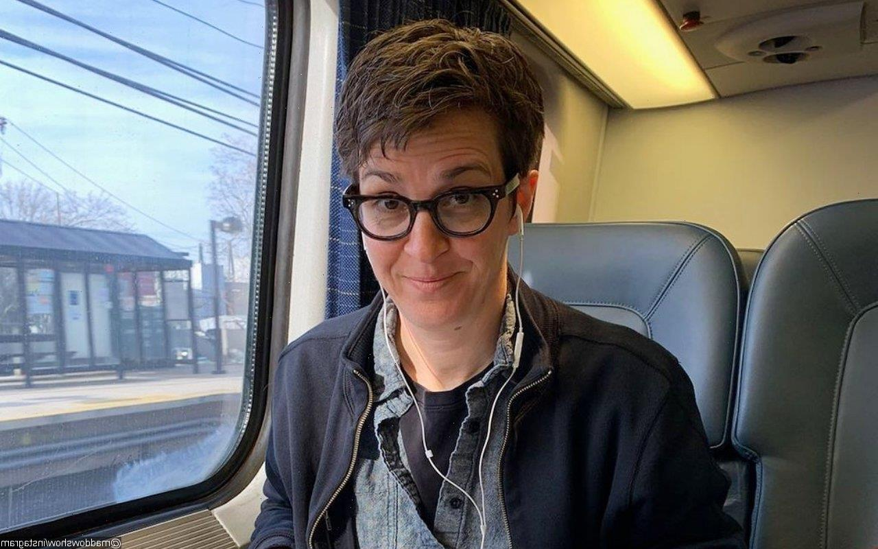 Rachel Maddow Believes She Will Be 'Totally Fine' After Undergoing Surgery for Skin Cancer