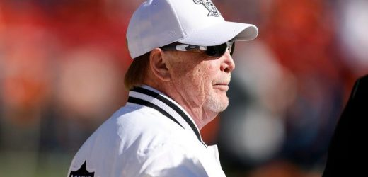 Raiders' Mark Davis believes NFL 'out to get him' in the wake of Jon Gruden email scandal: report
