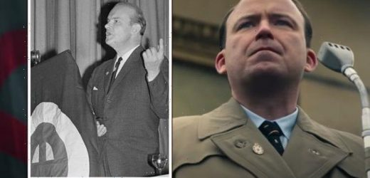 Ridley Road: Unearthed report shows how public 'pelted' leader of British neo-Nazis