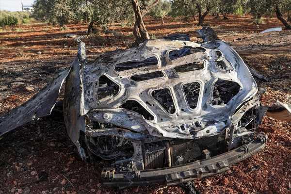 Senior Al Qaeda leader Salim Abu-Ahmad 'KILLED in US drone strike in Syria' with 'no civilian casualties' reported