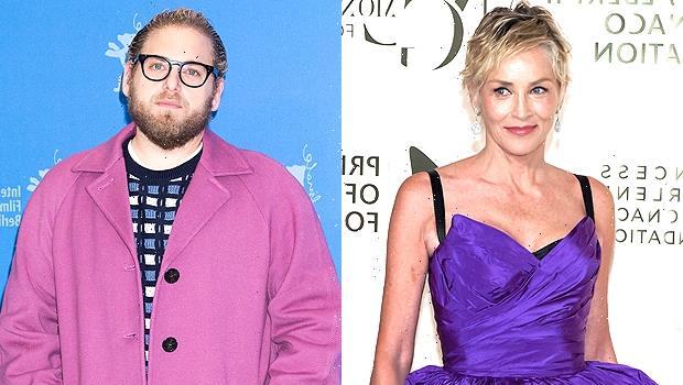 Sharon Stone Praises Jonah Hill's 'Good' Looks After He Asks For 'All Body Comments' To StopSharon Stone Praises Jonah Hill's 'Good' Looks After He Asks For 'All Body Comments' To Stop