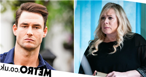 Spoilers: Sharon gets the shock of her life in EastEnders