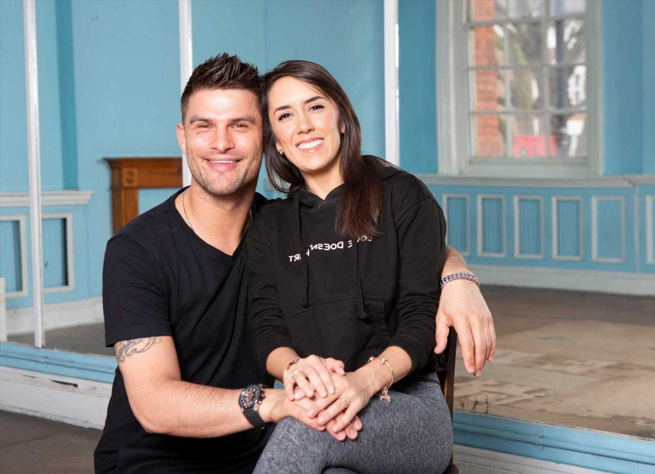Strictly's Janette admits show SAVED her & Aljaz's relationship – and pair were on verge of splitting before signing up