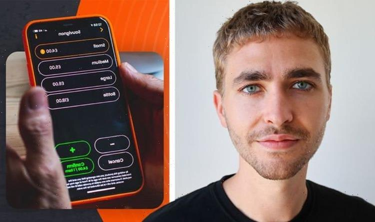 'Struggling student', 23, became CEO of £33m company with clever idea – 'Take the leap'