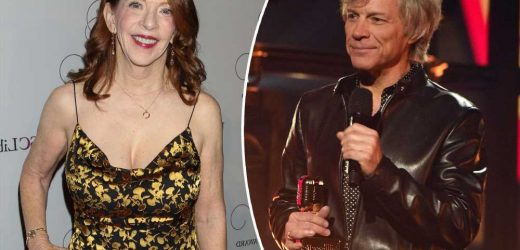 Susan Orlean thought about Jon Bon Jovi while writing about a show dog named Biff