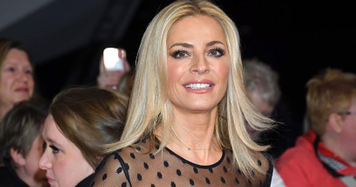 Tess Daly labelled ageless in rare flashback snap – as fans say to 'bring the fringe back'