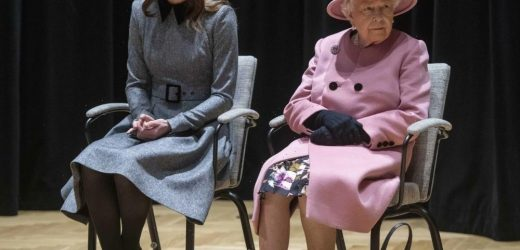 The Queen has 'great trust' in Duchess Kate, views her as 'a safe pair of hands'