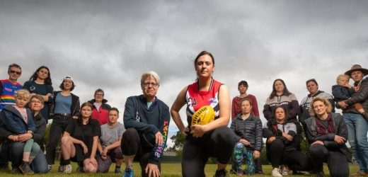 The tree changers and the locals: cultural clash plays out in country women's footy