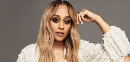 This Is How Tia Mowry Takes Care of Her Mind, Body, and Spirit