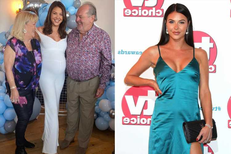 Towie's Shelby Tribble left heartbroken by sudden death of her grandfather